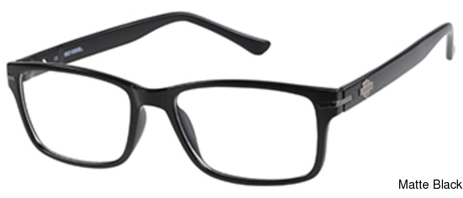 3b5b99a50d3 Harley Davidson HD0496 Full Frame Prescription Eyeglasses