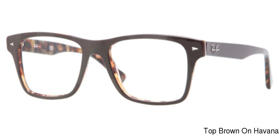 9618542f52c Buy Ray Ban RX5308 Full Frame Prescription Eyeglasses