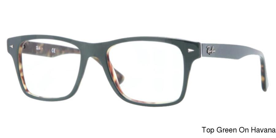 1714bbeafc4aa Ray Ban RX5308 Full Frame Prescription Eyeglasses