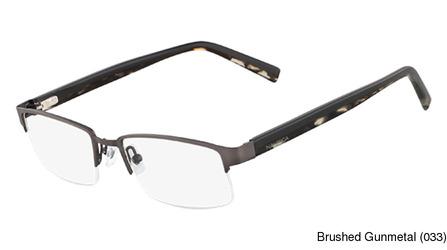 cbdf590817c Nautica N7229 Semi Rimless   Half Frame Prescription Eyeglasses