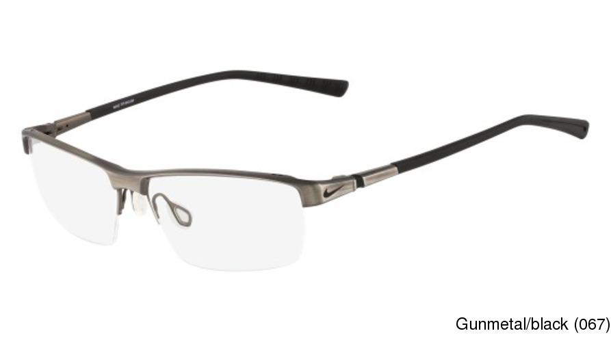 d315306686 Buy Nike 6052 Semi Rimless   Half Frame Prescription Eyeglasses