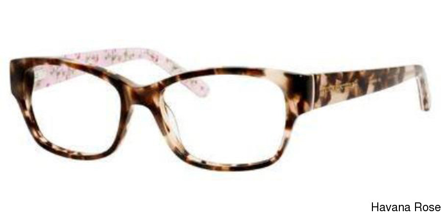 d7ce148759 Juicy Couture Juicy 136 Full Frame Prescription Eyeglasses