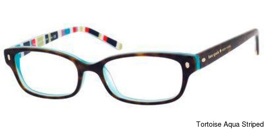 c8046fcf3dc Kate Spade Lucyann Full Frame Prescription Eyeglasses
