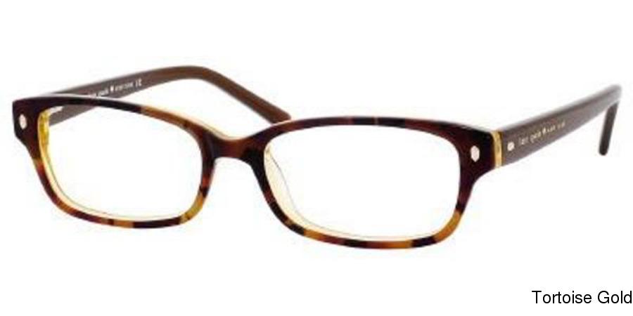 7f53ba744b54 Kate Spade Lucyann Full Frame Prescription Eyeglasses