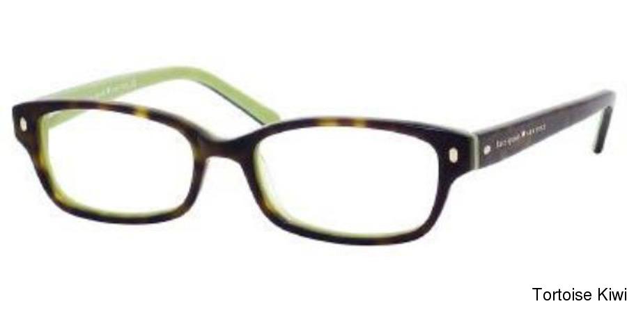 41341580d7 Kate Spade Lucyann Full Frame Prescription Eyeglasses