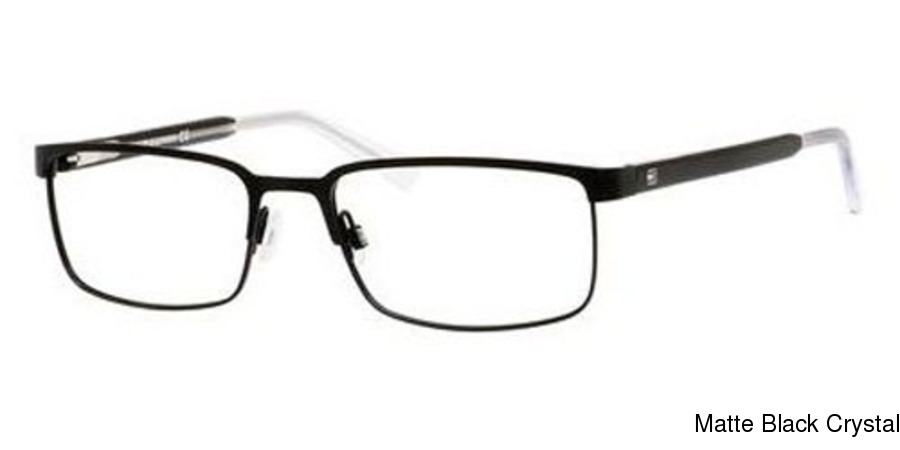 d45f5136ea3 Tommy Hilfiger 1235 Full Frame Prescription Eyeglasses