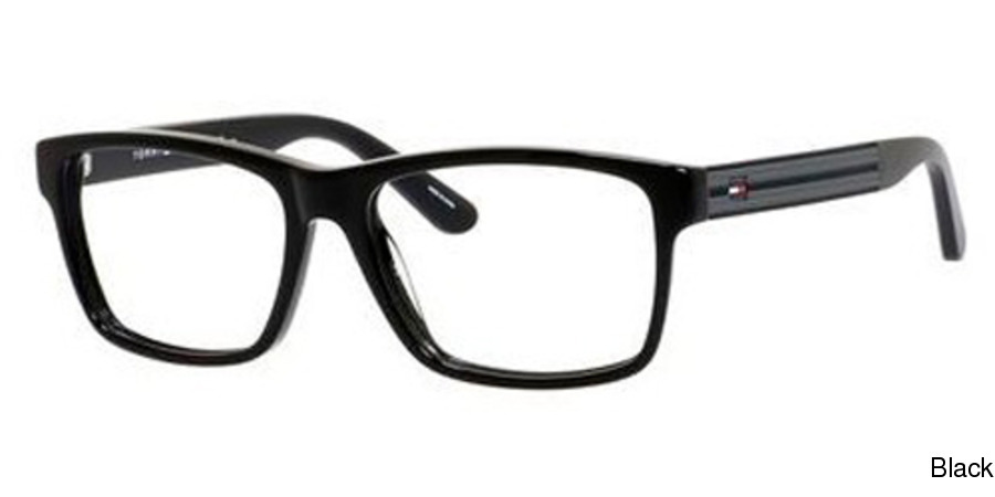 2e8bec6fa2 Tommy Hilfiger 1237 Full Frame Prescription Eyeglasses