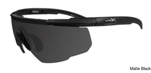 Wiley X Saber w Grey Lens