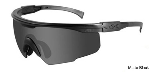 Wiley X PT-1<br/>With Grey Lens
