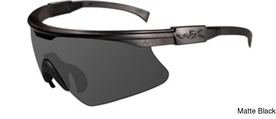 75dfbc1b6dc Buy Wiley X PT-1 Rx Insert w Grey Clear Rust Lenses Full Frame ...