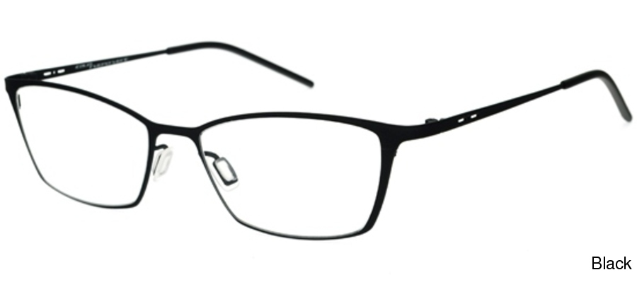 61d12a2dc3e Italia Independent I-THIN METAL II 5208 Full Frame Prescription ...