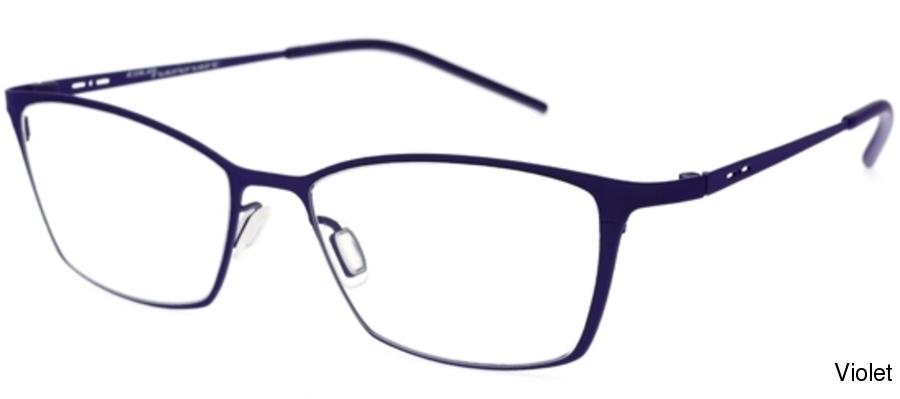 3d40ec80ba Buy Italia Independent I-THIN METAL II 5208 Full Frame Prescription ...
