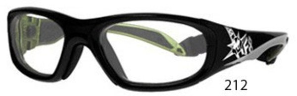 Liberty Sports F8 Street Series with Polycarbonate Lenses