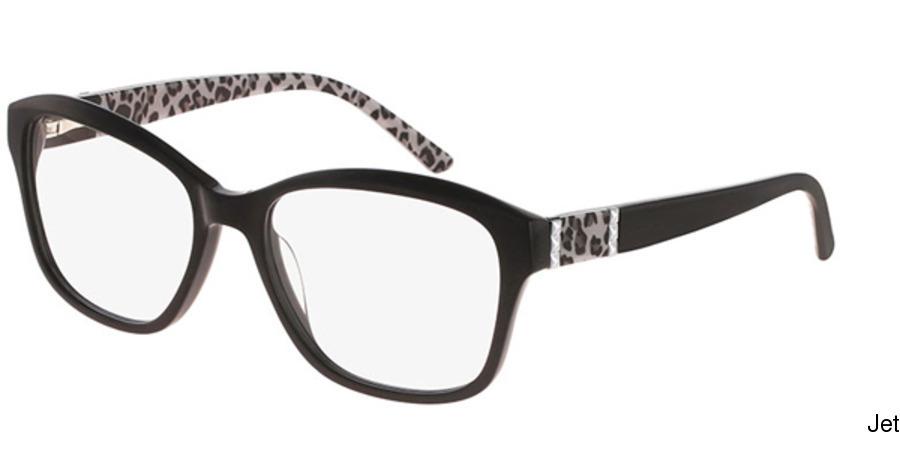 7c6f18ac9b Buy bebe BB5088 - Looks Could Kill Full Frame Prescription Eyeglasses