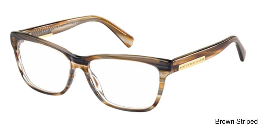db0d4ac143a Marc by Marc Jacobs MMJ 618 Full Frame Prescription Eyeglasses
