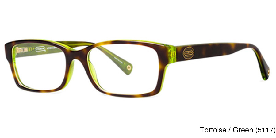 1a87f3486a0 Coach HC6040 - Brooklyn. Previous. Dark Tortoise   Teal (5116) · Tortoise    Green (5117) ...