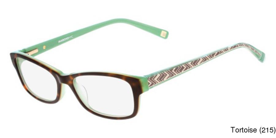 e6d78f8ff5 Marchon M-Nolita Full Frame Prescription Eyeglasses