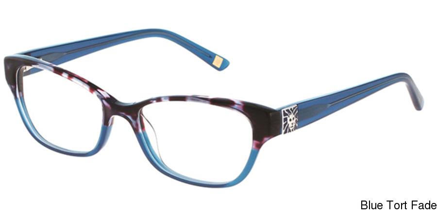 05715010cb00 Anne Klein Ak5036 Full Frame Prescription Eyeglasses. Anne Klein Mocha Ak  5036 Eyeglasses Front View