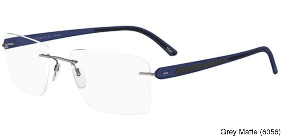 82135495210 Buy Silhouette 5408 Carbon T1 The Chassis Rimless   Frameless ...