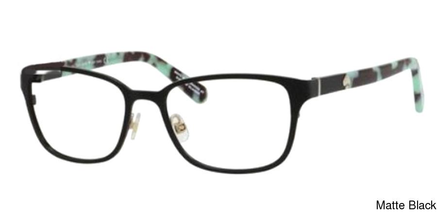 ea24cd370577 Kate Spade Ninette Full Frame Prescription Eyeglasses