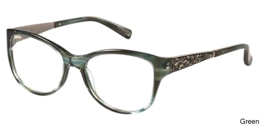 Guess By Marciano Gm0244 Full Frame Prescription Eyeglasses