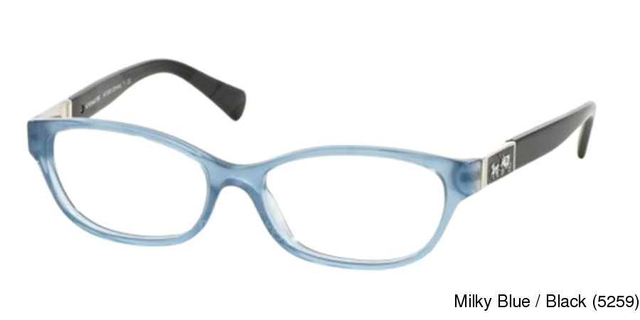 db3410378f Coach HC6061 - Emma Full Frame Prescription Eyeglasses