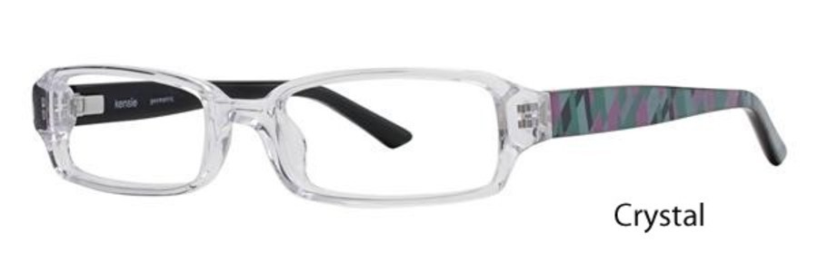 d11ca83c0e2 Kensie Geometric Full Frame Prescription Eyeglasses