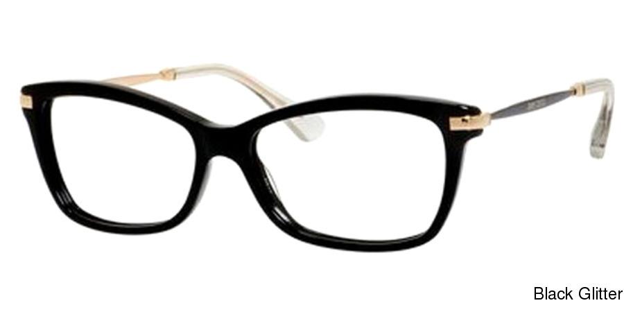 5d67a02b3e74 Jimmy Choo 96 Full Frame Prescription Eyeglasses