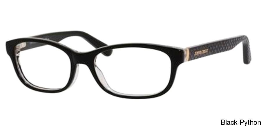 71411f343b804 Jimmy Choo 121 Full Frame Prescription Eyeglasses