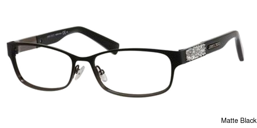 b9ae0385de8 Jimmy Choo 124 Full Frame Prescription Eyeglasses