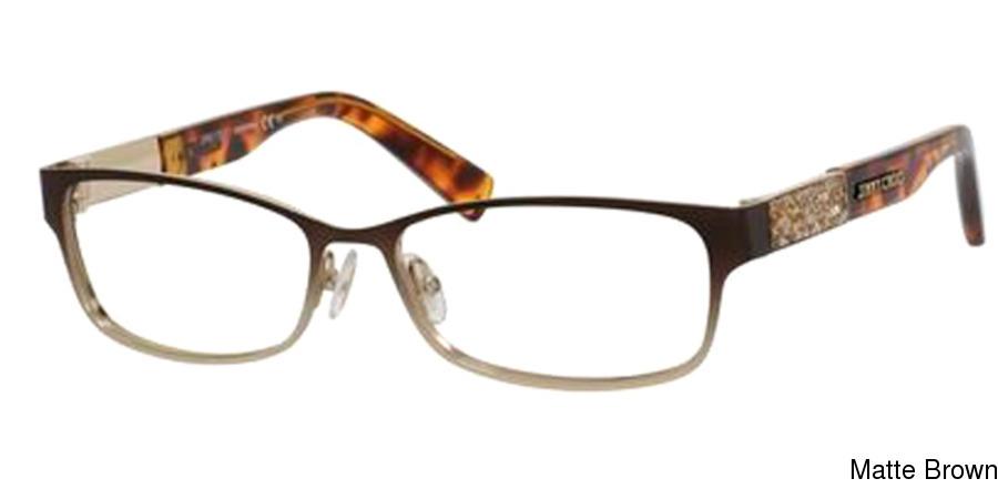 d226b01a122 Jimmy Choo 124 Full Frame Prescription Eyeglasses