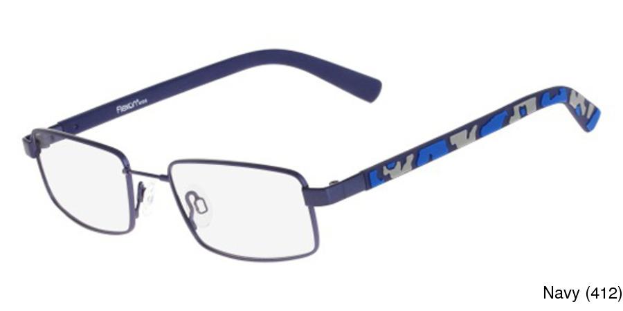 68e841c5c48 Flexon Kids Trek Full Frame Prescription Eyeglasses