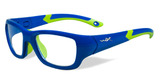 Flash Royal Blue / Lime Green Frame