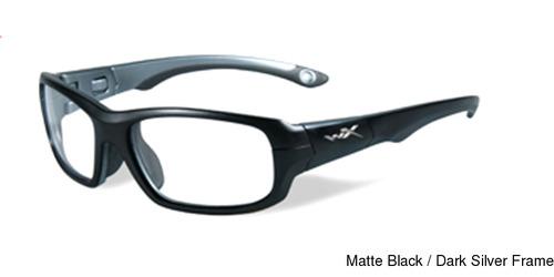 6a900f38b70 Wiley X Youth Force Gamer Full Frame Prescription Eyeglasses