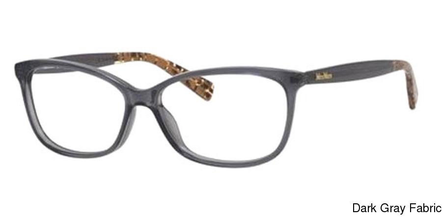 dc2ad0d375c Buy Max Mara 1230 Full Frame Prescription Eyeglasses