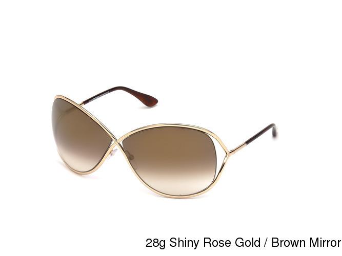 56c380a73b2 Tom Ford FT0130 Miranda Full Frame Prescription Sunglasses