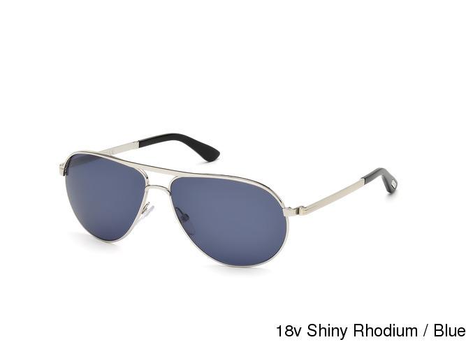 61ef5c2084d Tom Ford FT0144 Marko Full Frame Prescription Sunglasses