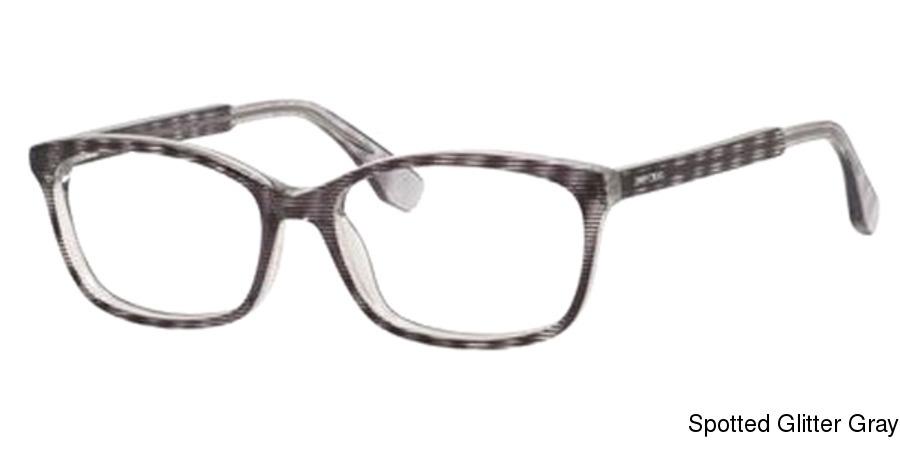 f23ece147bc Jimmy Choo 140 Full Frame Prescription Eyeglasses