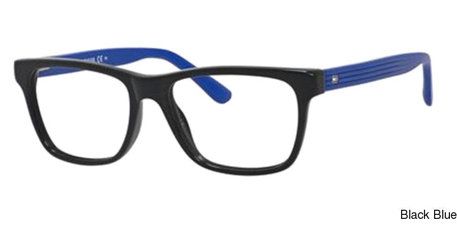 73815a9e2e Tommy Hilfiger 1327 Full Frame Prescription Eyeglasses