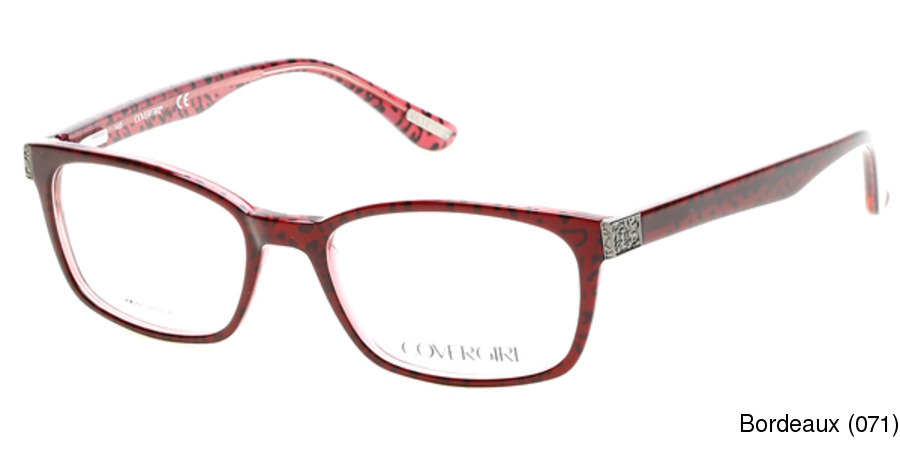 a99b8801b2 Cover Girl CG0529 Full Frame Prescription Eyeglasses