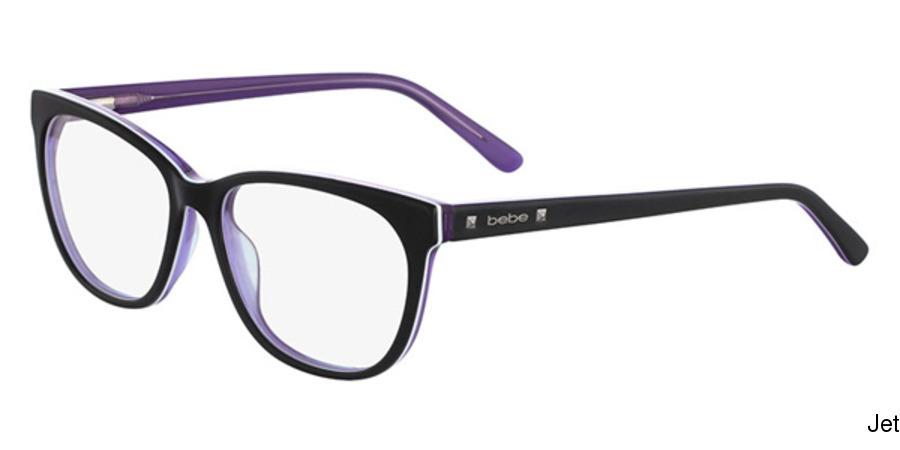 2ba0e56e4c bebe BB5108 - Popular Full Frame Prescription Eyeglasses
