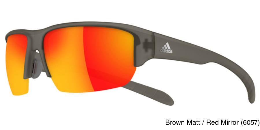 07cc6b13d2 Adidas A421 Kumacross Halfrim 6057. Brown Matt   Red Mirror (6057)
