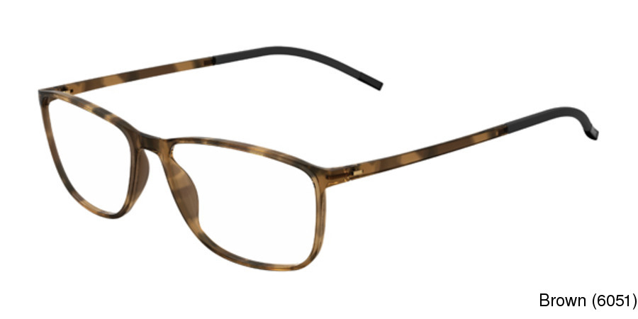 e522d72362d Silhouette 2888 SPX Illusion Fullrim Full Frame Prescription Eyeglasses