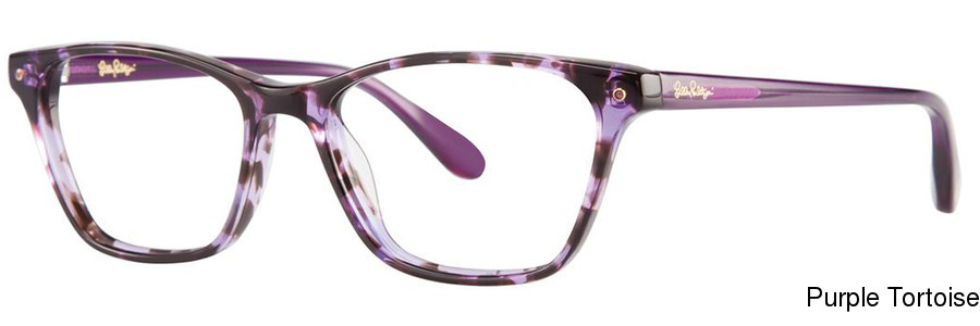 1cd69f0042 Lilly Pulitzer Whiting Full Frame Prescription Eyeglasses