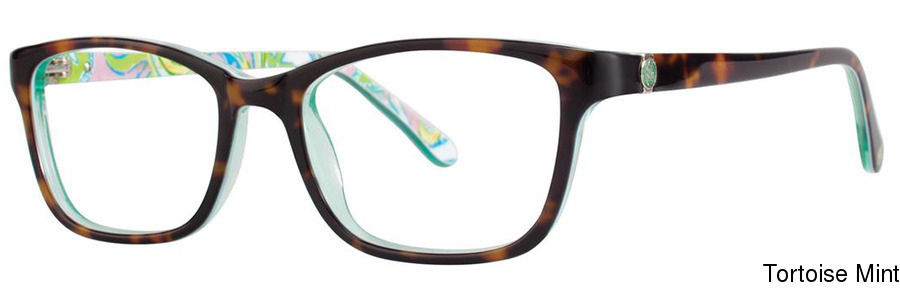 a5dbb17853 Lilly Pulitzer Marlowe Full Frame Prescription Eyeglasses
