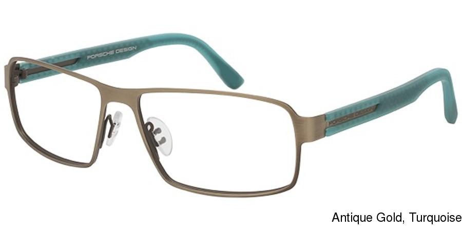 c40b4e1d2f Porsche Eyewear P8231 Full Frame Prescription Eyeglasses