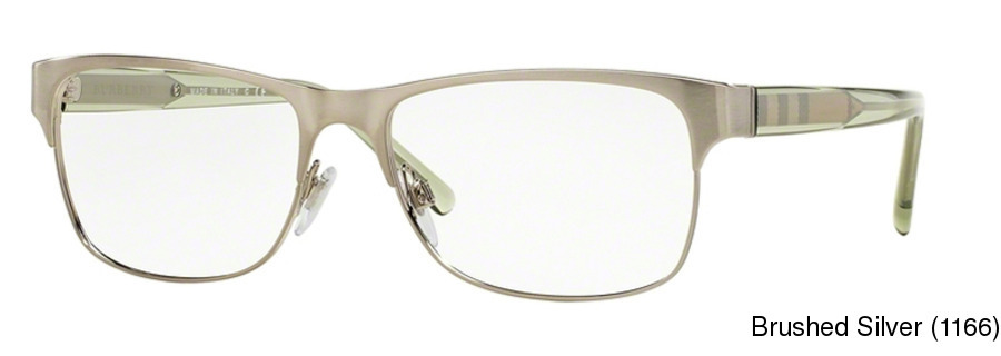 0e711b944e81 Buy Burberry BE1289 Full Frame Prescription Eyeglasses