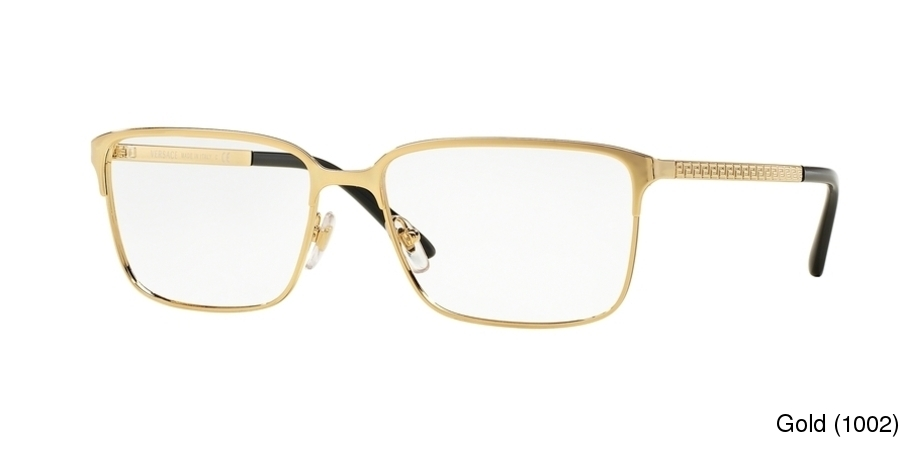 9376f463ba Versace VE1232 Full Frame Prescription Eyeglasses
