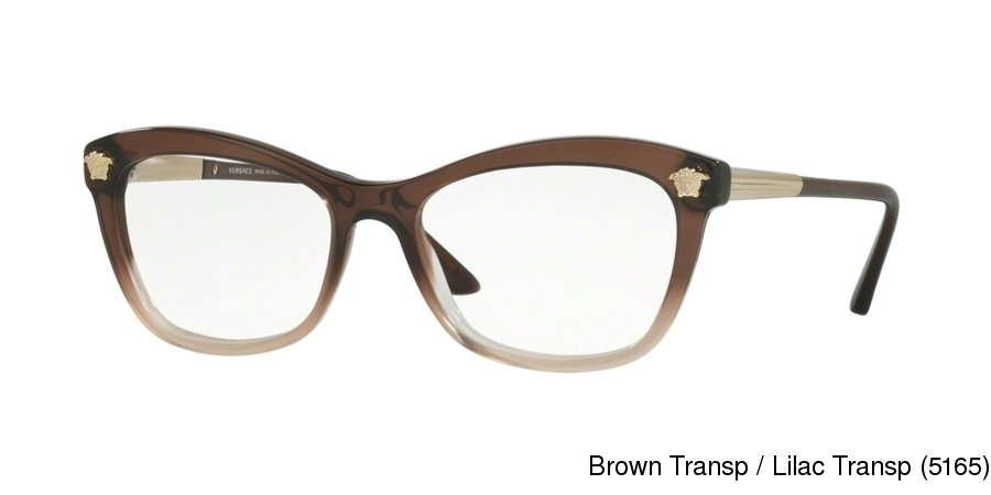 56a775cdd4a Versace VE3224 Full Frame Prescription Eyeglasses