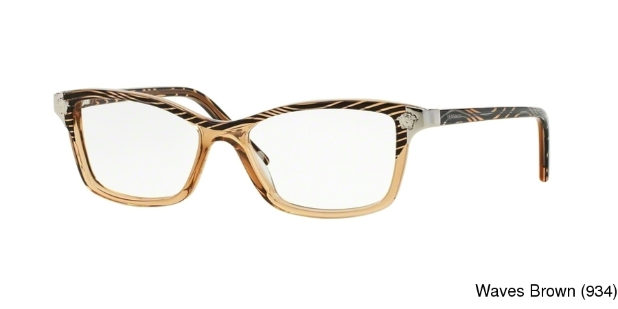 105dfe973c Versace VE3156 Full Frame Prescription Eyeglasses
